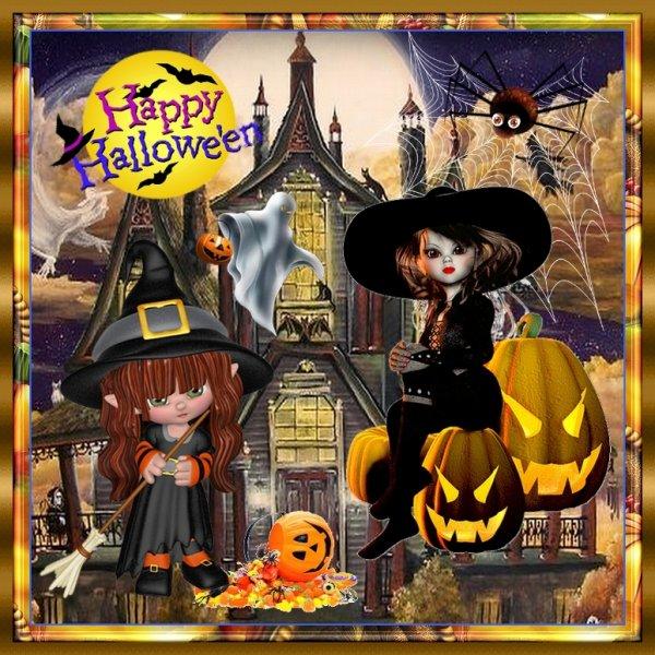 ***Joyeux  Halloween ***