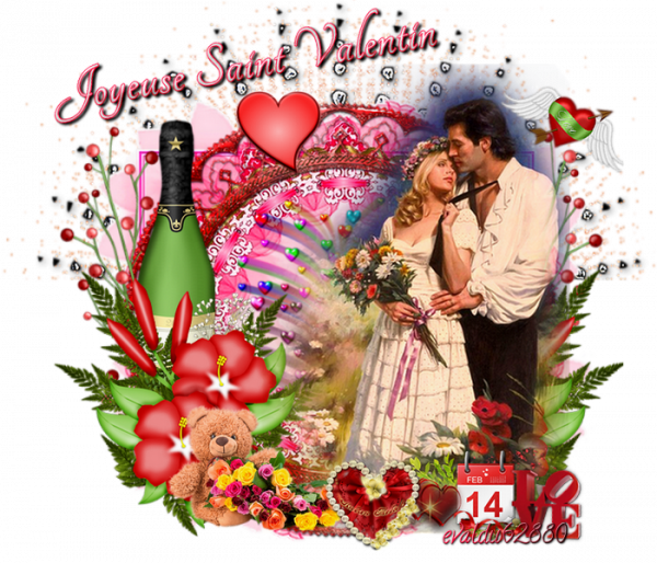 **Joyeuse Saint Valentin ***