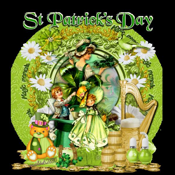 ***Saint Patrick ****