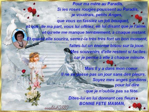 **Bonne Fête Maman***