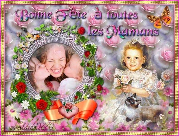 **Bonne Fête à toutes les Mamans***