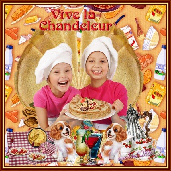 [c =#0000ff]  ***Bonne  Fête  de la chandeleur***