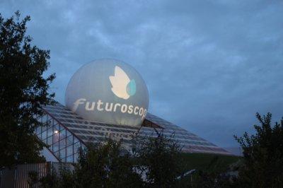 Week-end au Futuroscope