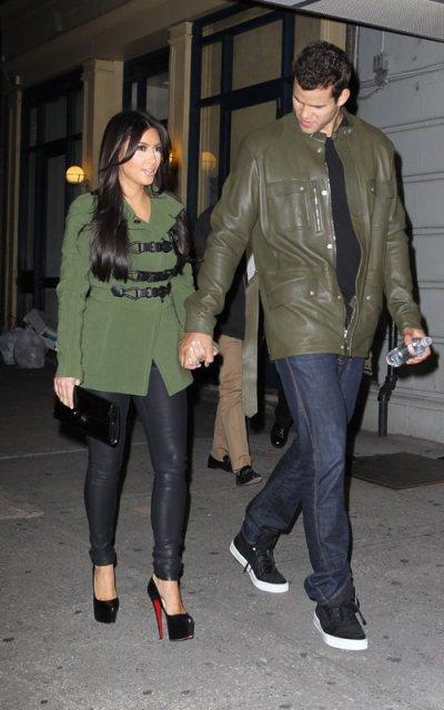 Les Kardashians de sortie : KIM