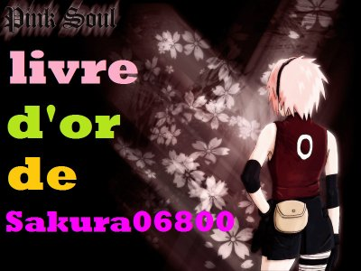 Livre d'or de Sakura06800