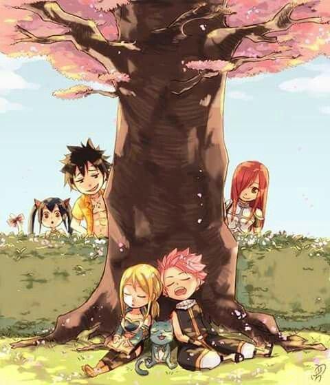 Schoolfic Fairy Tail