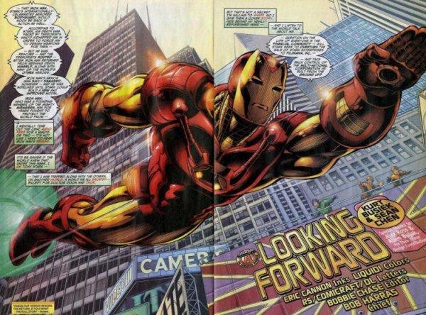 Iron Man, l'Homme de fer
