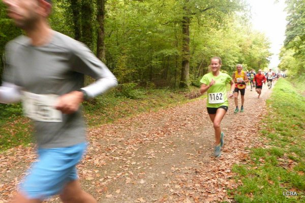 Trail du Four à Chaux, le dimanche 1er Octobre 2017.