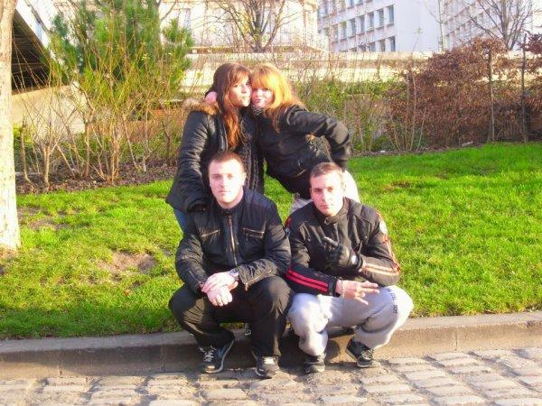 *la famille