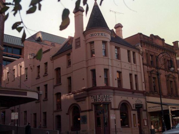 Le Russell Hotel – Sydney, Australie