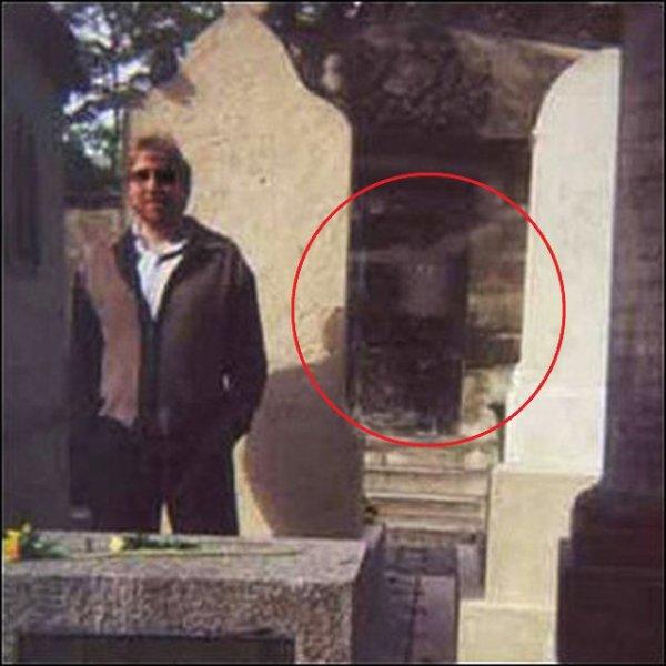 Le cimetière Père Lachaise et ses fantômes