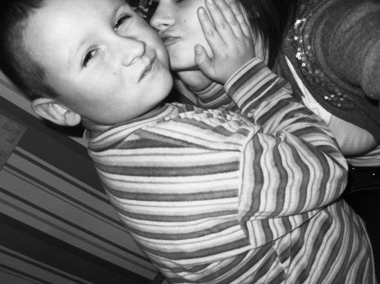 Mon petit frère ; Enzo  ♥