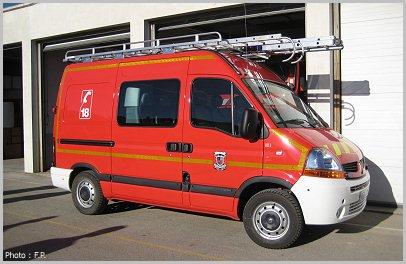 v hicule tout usage v t u sapeurs pompiers volontaire caporal. Black Bedroom Furniture Sets. Home Design Ideas
