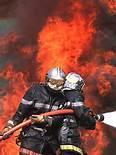 poeme pompiers 43