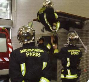 Sport pompiers