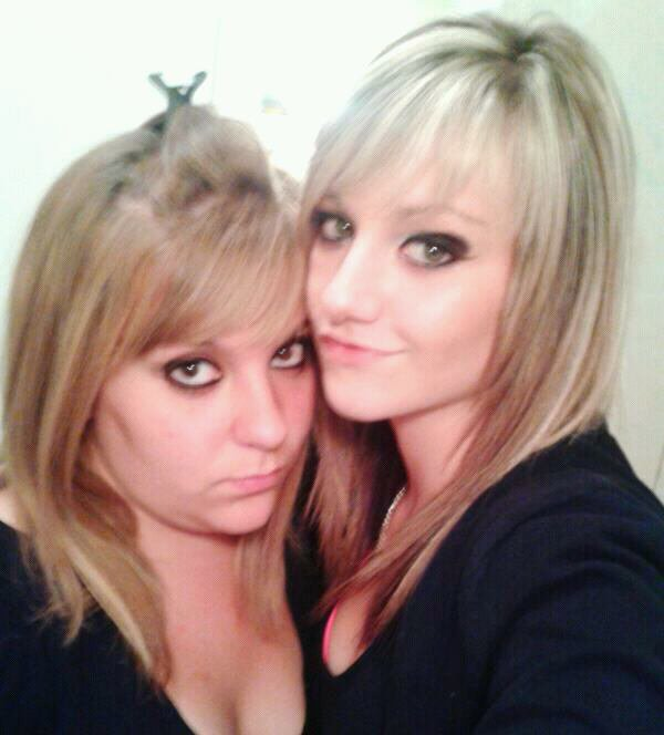 Moi et ma meilleure amie :)