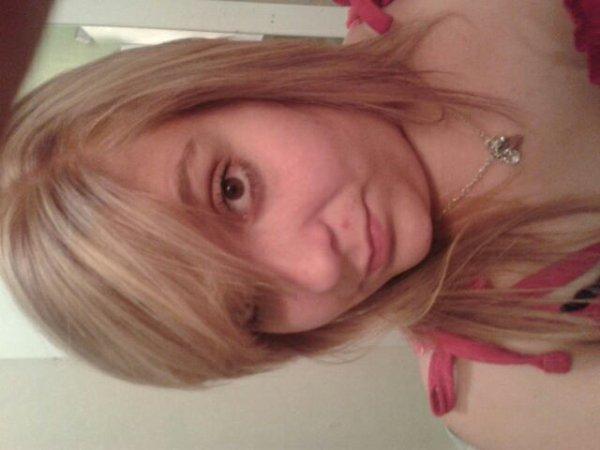 Voila nouvelle couleur de cheveux  :-)