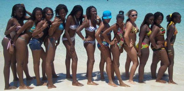 - Miss Guadeloupe ?! : )