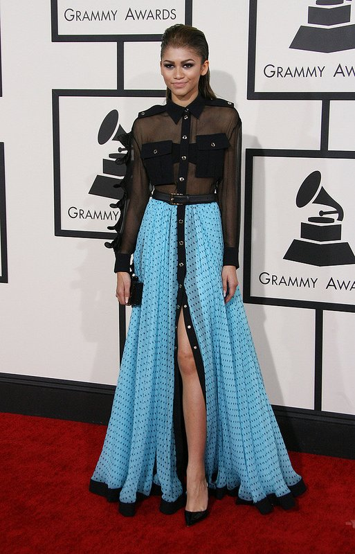 ZENDAYA AU GRAMMY AWARDS!!!!