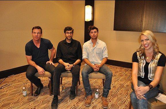 Conférence de Presse At Any Price avec CW Austin