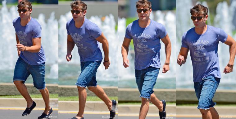 Dans les rues de Beverly Hills – 17 Juillet