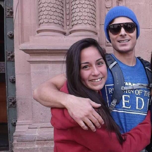 Séjour de Zac au Pérou