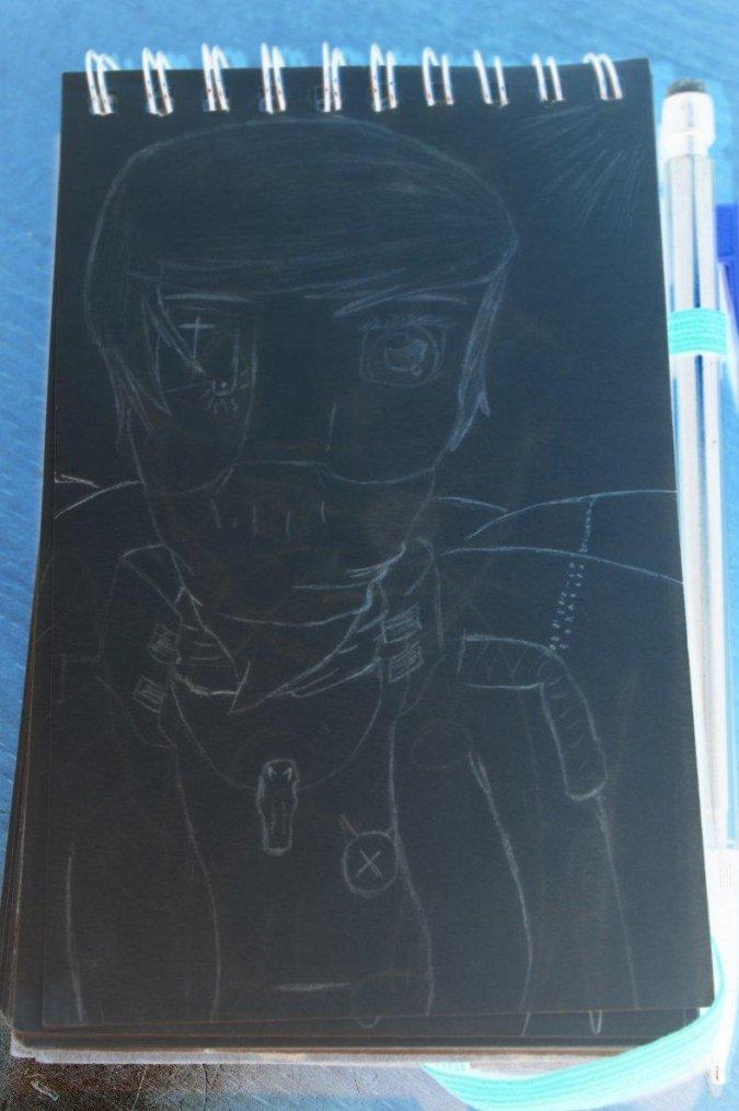 dessin en classe pour pas s'ennuyer 3
