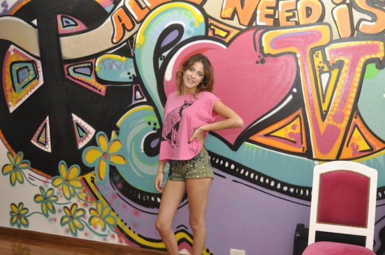 Photoshoot de Martina pour Sofia Caputo en 2012