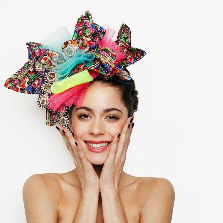 """Photoshoot de Tini pour CHER pour le """"Carnaval CHER"""" (Début Janvier 2017)"""