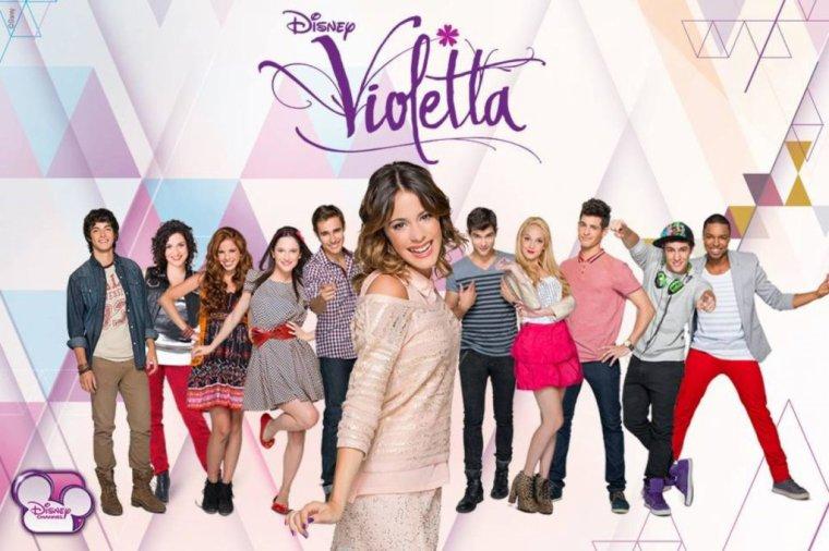 Tout sur le phénomène Violetta (2012 à 2015)