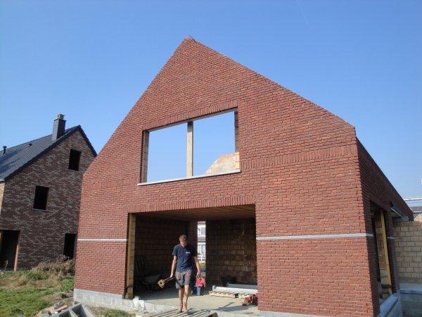 Vue d'ensenble maison terminée