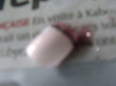 Nouveaux ongles