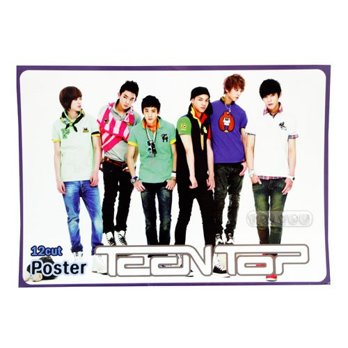 teen top nouvelle generation
