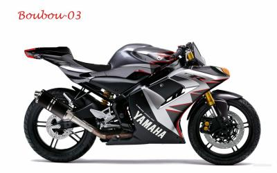yamaha tzr 50 furious blog sur mes virtual tuning moto. Black Bedroom Furniture Sets. Home Design Ideas