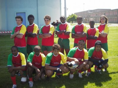 Sélection Guyane de rugby