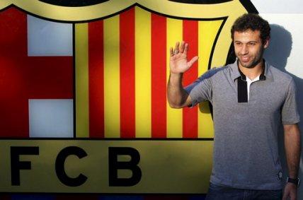 Mascherano au Barça pour 20 M¤