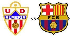 Almería Vs FC Barcelona