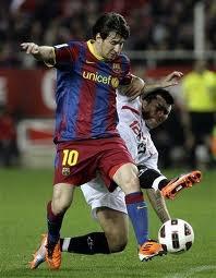 FC Barcelone 1 - 1 Seville