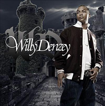 Willy Denzey - Mon Royaume (album non sorti)