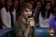 Justin Bieber à New Music Live