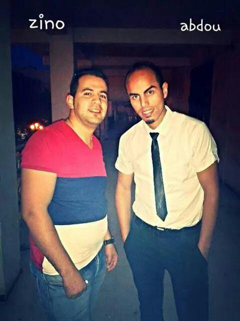 Moi et mon ami ;)