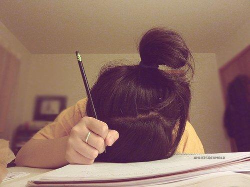 Un crayon un papier, un autre monde ♥
