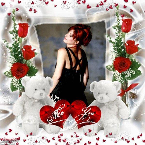 Mylène Rose Rouge