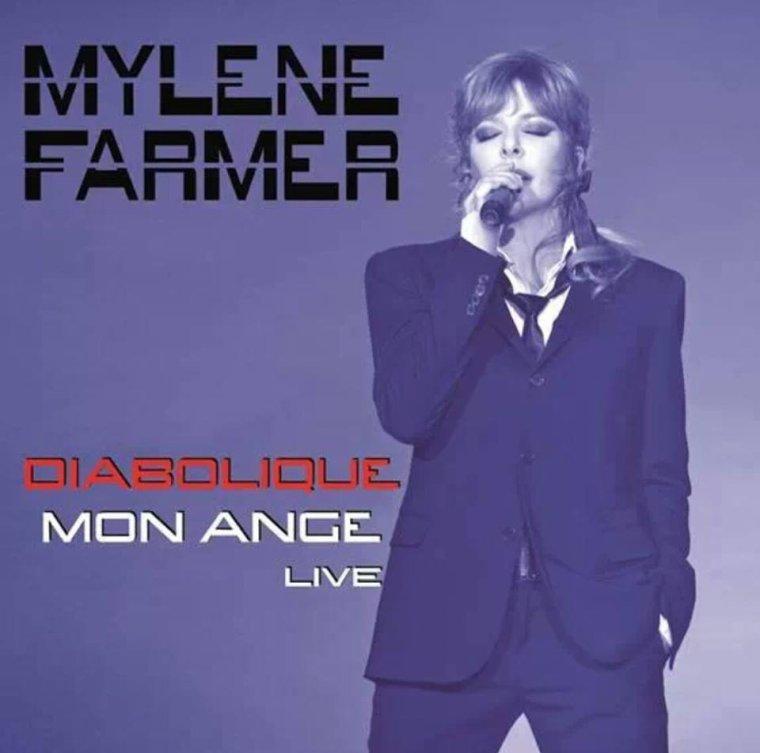 Diabolique mon Ange Live Mylène Farmer