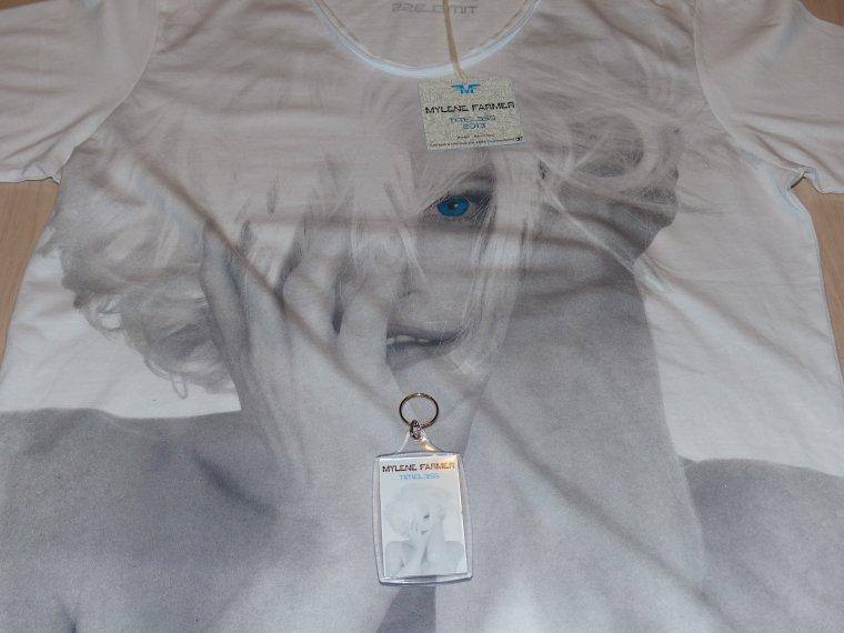 Mon Tee shirt et mon porte clé Timeless 2013
