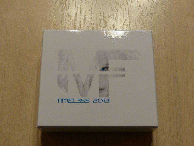 Cadeau de Noel, coffret Mylène Farmer Timeless 2013 édition limitée