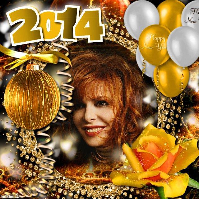 Bonne Année 2014 Mylène Farmer