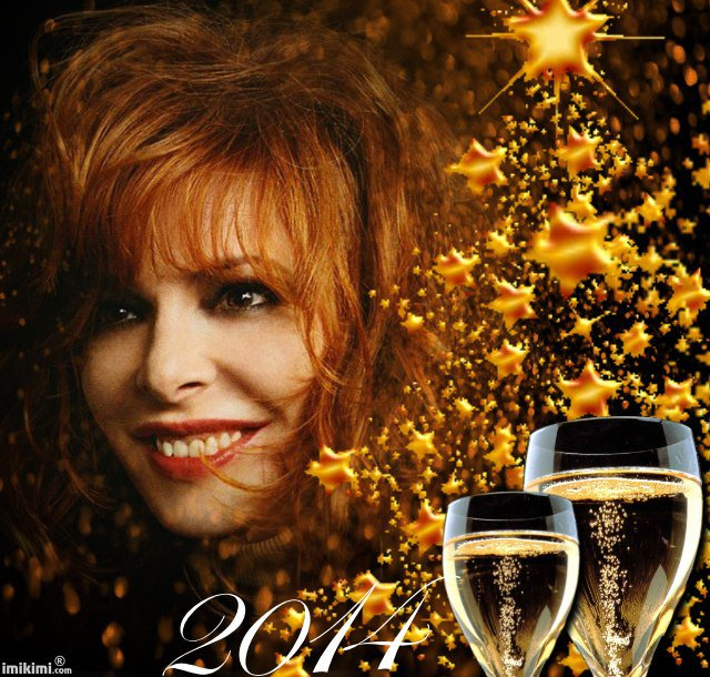 Bonne Année Mylène Farmer 2014