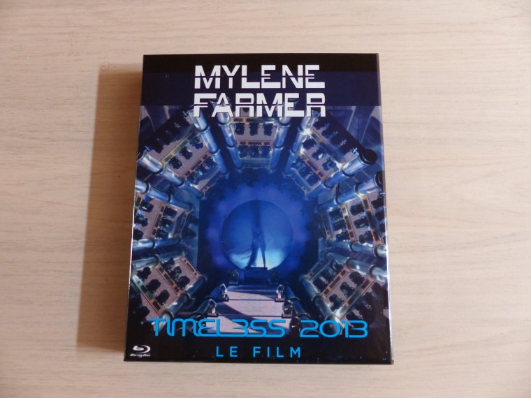 Timeless 2013 Le Film (2 Blu-Ray Discs)