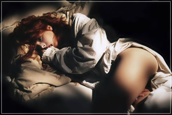 Superbe photo de Mylène Farmer